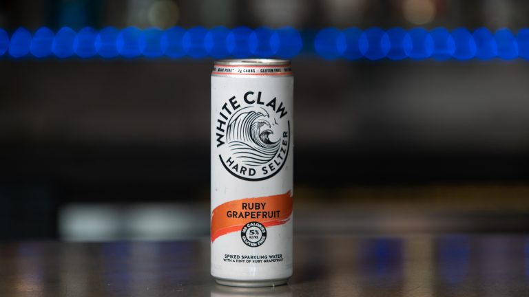 White Claw Ruby