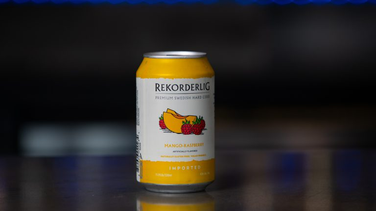 Rekorderlig Swedish Hard Cider Mango Raspberry